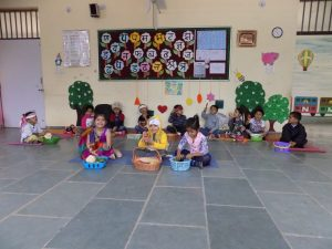 Pre Primary Activity