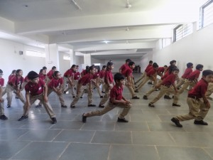 Self Defence Activity