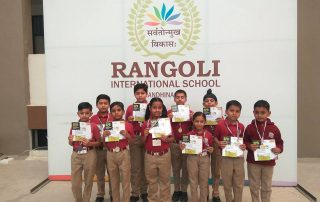 Rangoli School Activities