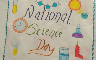 National Science Day Celebration